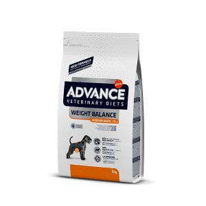 Pienso para perros Advance Weight Balance