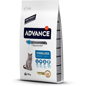 pienso para gatos Advance esterilizado